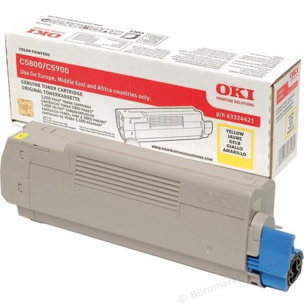 Oki C5800/C5900