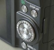 Panasonic Lumix GF5 knoppen en d-pad