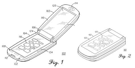 Motorola 3d clamshell ontwerp