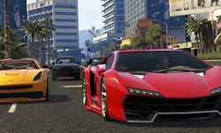Grand Theft Auto V Benchmark