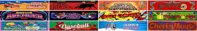 The Internet Archive - arcadegames