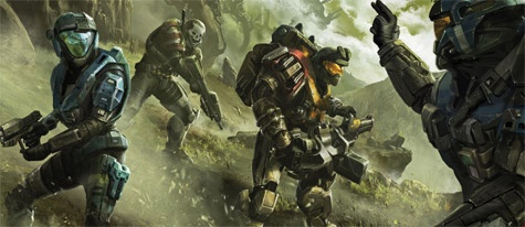 Halo: Reach concept art