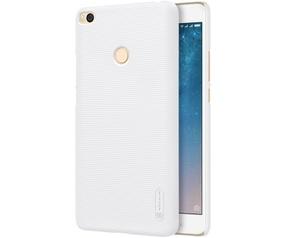 Nillkin Frosted Shield Hard Case - Xiaomi Mi Max 2 - Wit Wit