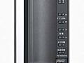 Toshiba Regza ZH500-serie - aansluitingen zijkant