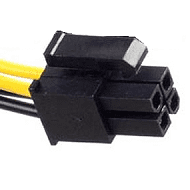 4 pins ATX12V connector