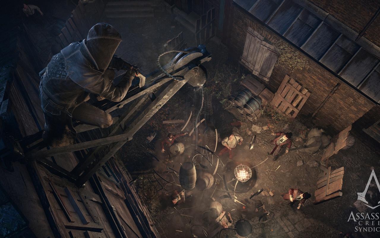 Screenshots van Assassin's Creed Syndicate