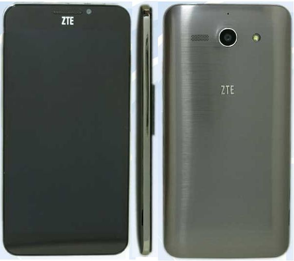 ZTE Grand S II S291