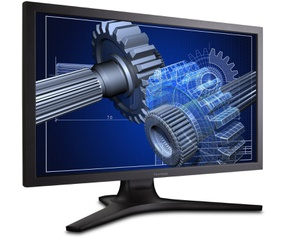 ViewSonic VP2770-LED Zwart