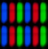 MSI GT683R pixelstructuur