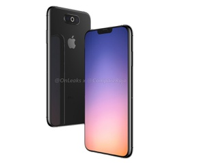 iPhone 11 Onleaks renders