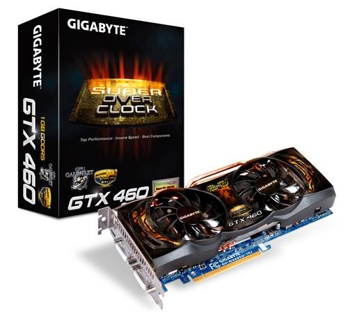 Gigabyte GTX460SOC