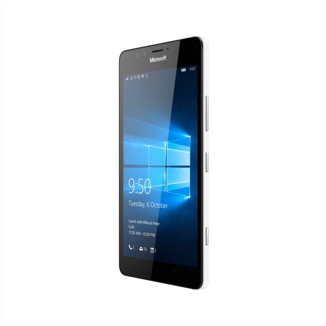 Microsoft Lumia 950 Wit