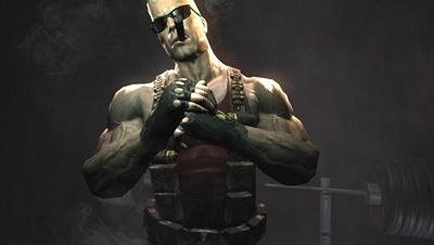 Duke Nukem Forever teaser screenshot
