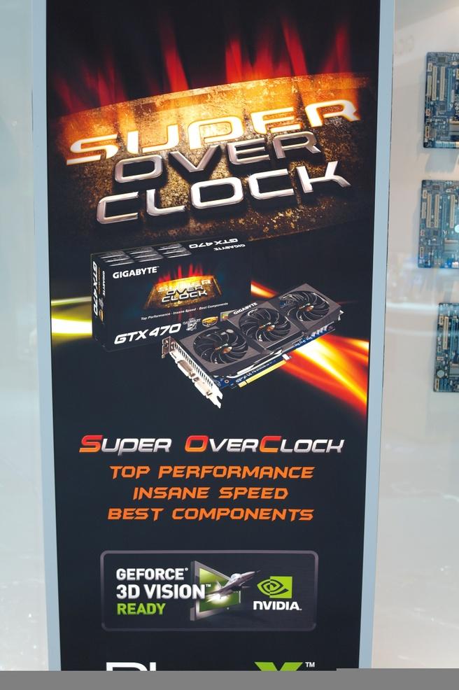 Gigabyte GTX 470 Super Overclock