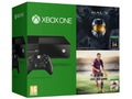 Goedkoopste Microsoft Xbox One 500GB + Halo: The Master Chief Collection + Fifa 15 Zwart