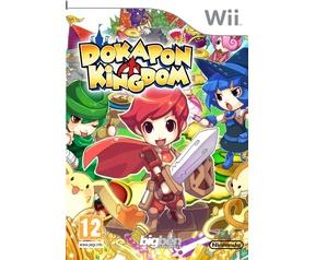 Packshot voor Dokapon Kingdom