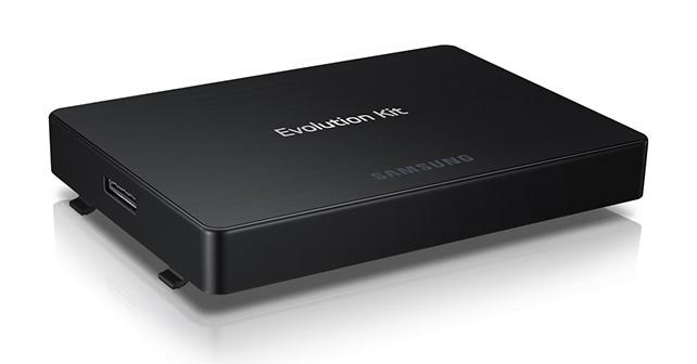 Smart Evolution Kit 2012 van Samsung
