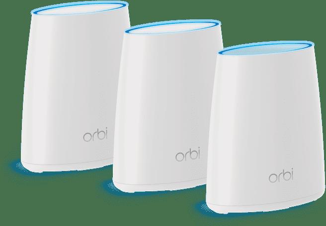 Netgear Orbi (RBK53) Whole Home AC3000