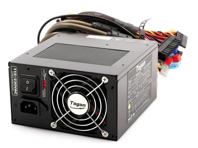 Tagan TG480-U22, 480W (ATX, PCI-e)