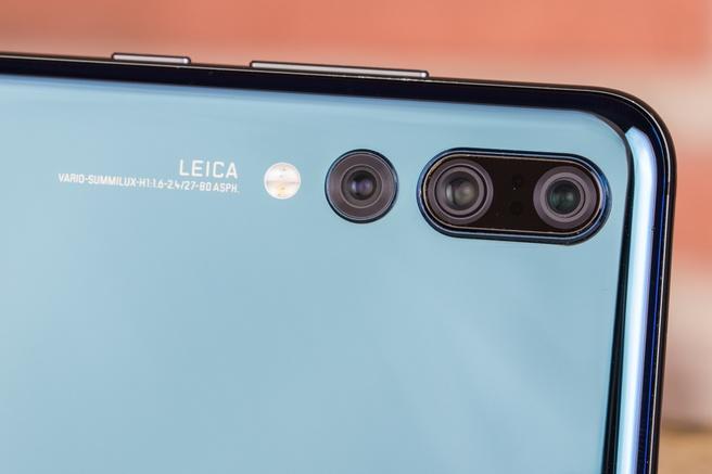 Fotogalerij Huawei P20 Pro