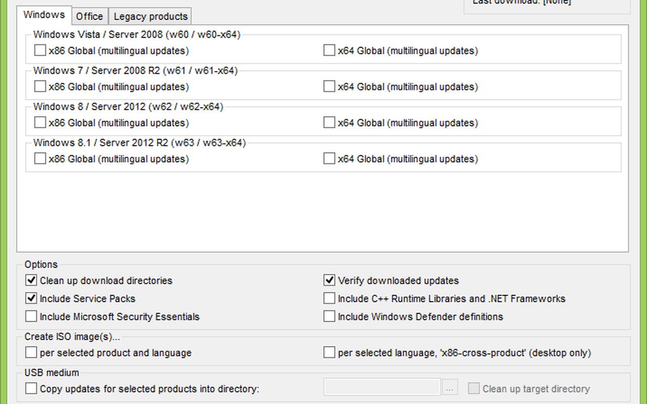 WSUS Offline Update 9.3