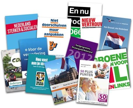 Verkiezingsprogramma's