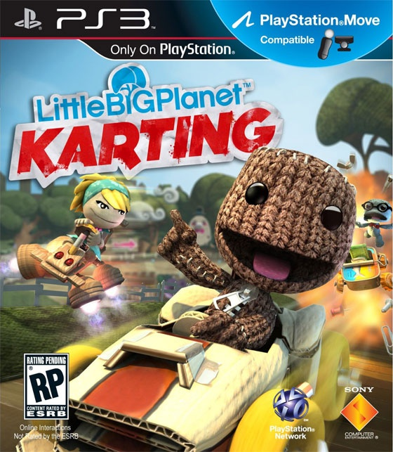LittleBigPlanet Karting, PlayStation 3