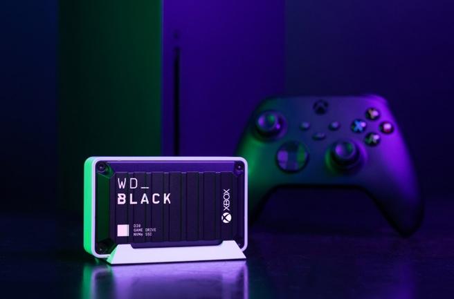 WD Black D30 Game Drive SSD