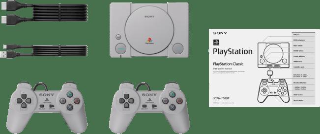 Sony PlayStation Classic Beige