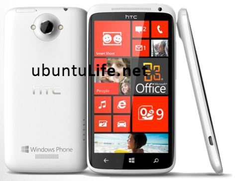 HTC Elation (bron: Ubuntulife.net)