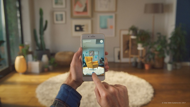 Ikea Place-app