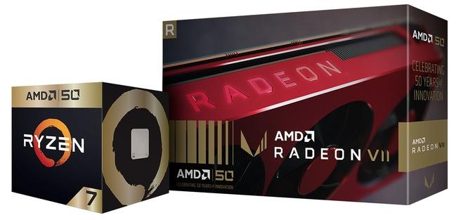 AMD-jubileumuitvoeringen
