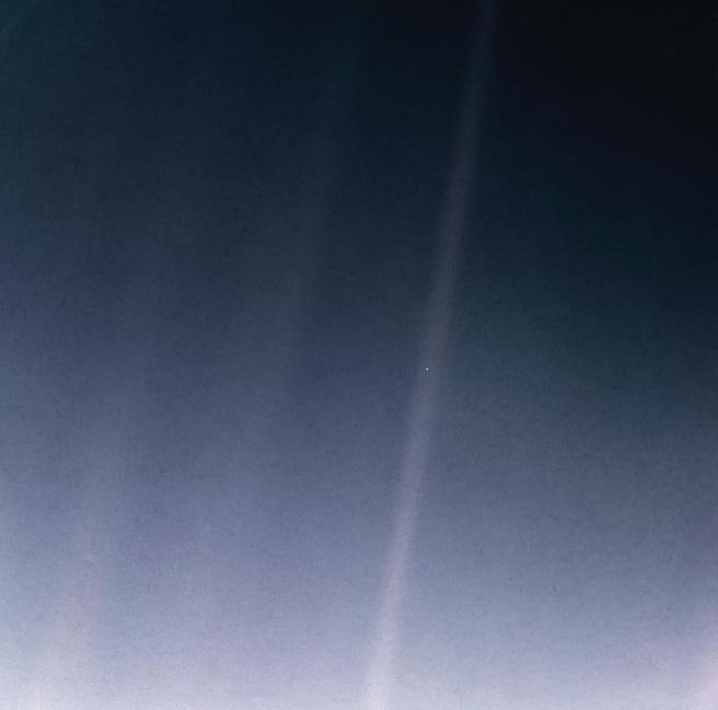 Pale Blue Dot remaster