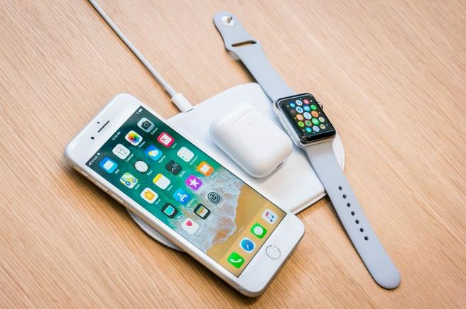 iPhone 8 draadloze mat