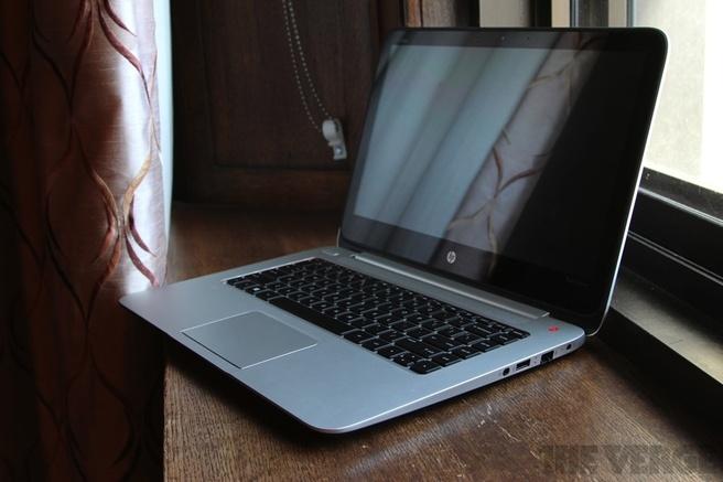 HP Envy TouchSmart 14