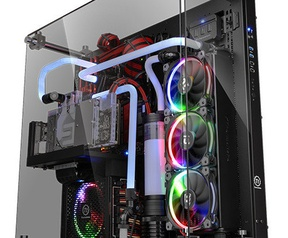 Thermaltake Core P5 Tempered Glass (Snow) Edition