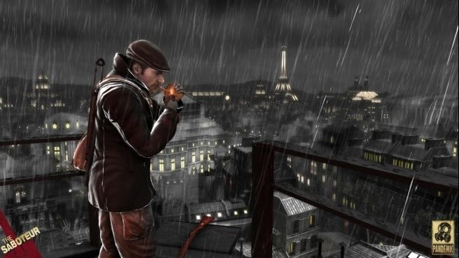 The Saboteur, Xbox 360