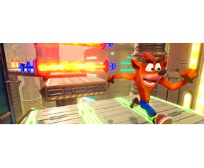 Crash Bandicoot N. Sane Trilogy, Switch