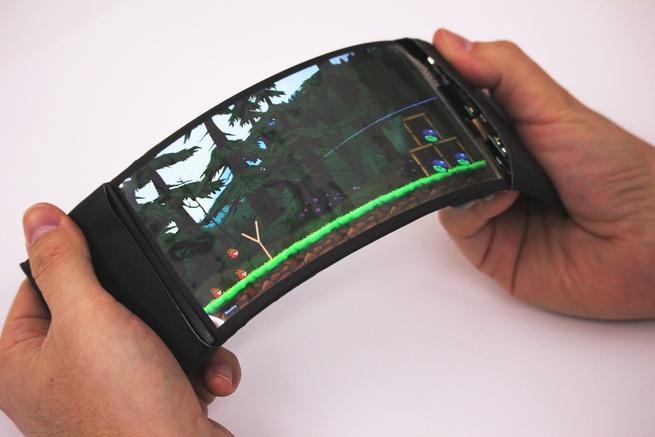 ReFlex smartphone