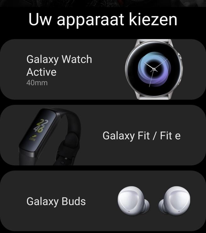 Samsung Wear