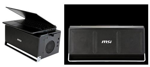 MSI GS30 GameDock