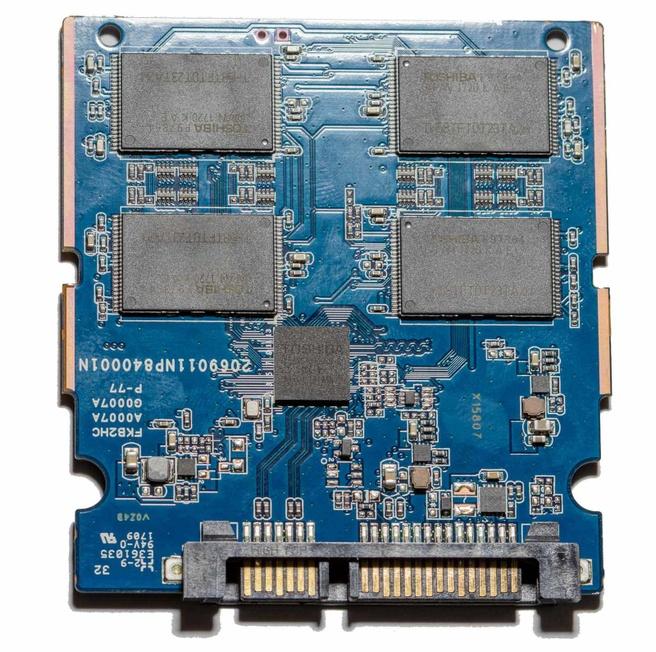Toshiba TR200-pcb