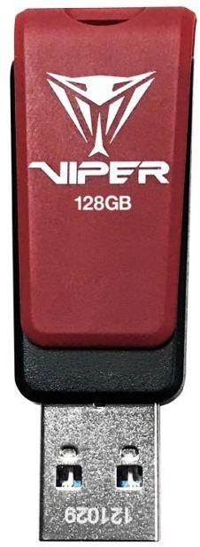 Patriot Memory Viper USB 3.1 128GB Rood