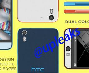 HTC Desire Eye via Upleaks