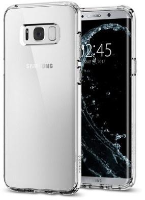 Spigen Samsung Galaxy S8 Plus Hoesje Ultra Hybrid Transparant