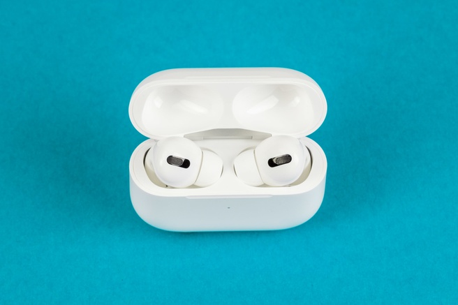 Productfoto's AirPods Pro