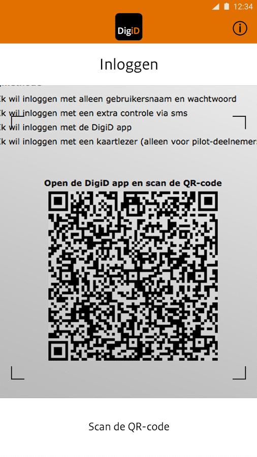 DigiD-app
