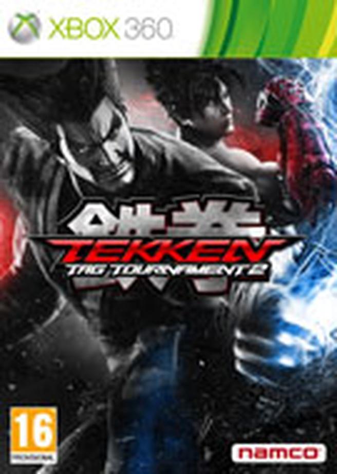 Box Tekken Tag Tournament 2