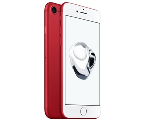 Apple iPhone 7 256GB - (PRODUCT)RED Zwart