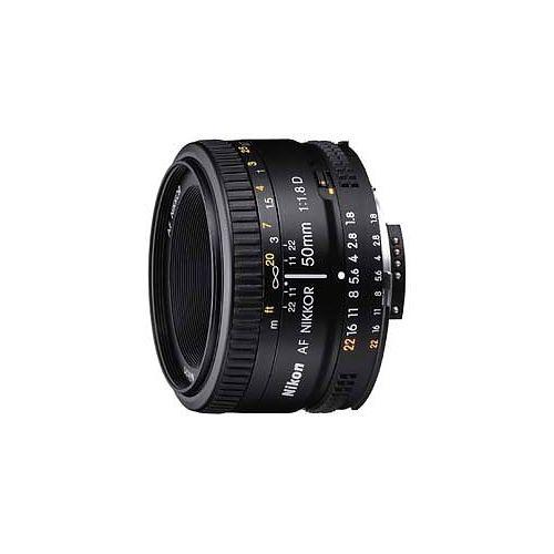 Nikon AF 50mm f/1.8D AF